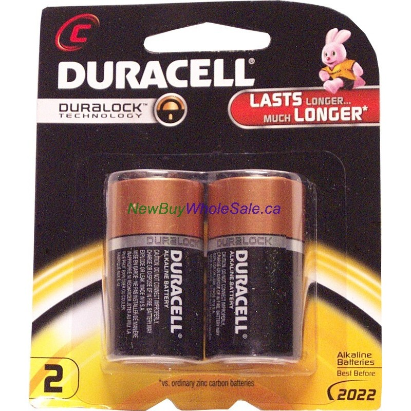 duracell c2 duralock batteries lowest canada 39 s online merchandiser distributor. Black Bedroom Furniture Sets. Home Design Ideas