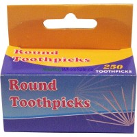 Tooth Picks 250 count Round