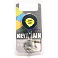 Retractable Keychain with ID holder LOWEST $0.91