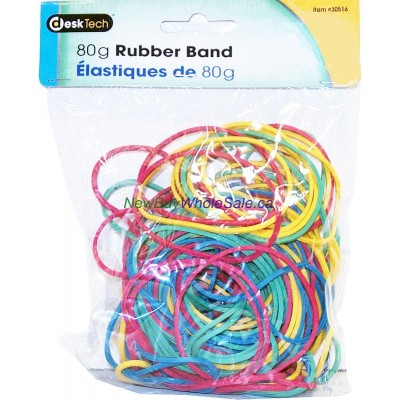 Rubber Band 80g LOWEST $0.95