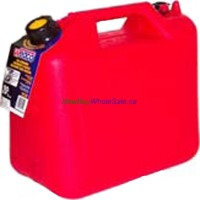 Wedco Gas Can 20 L Container Child Resistant Cap