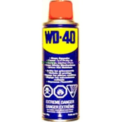 WD-40 Lubricant & Penetrating Fluid 155 g 12@$4.11 4.59