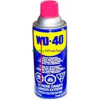 WD-40 Lubricant & Penetrating Fluid 311 g 5.39