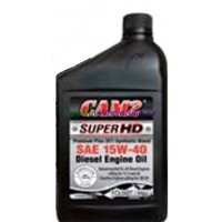 CAM2 SuperHD Premium Plus SAE 15W-40 Synthetic Blend Engine Oil 946 mL LOWEST $3.65