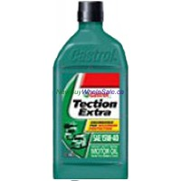 Castrol Tection Extra SAE 15W-40 Heavy Duty Diesel Motor Oil 946mL LOWEST $5.36