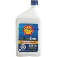 Formula Shell SAE 5W-20 Motor Oil 946 mL LOWEST $3.91