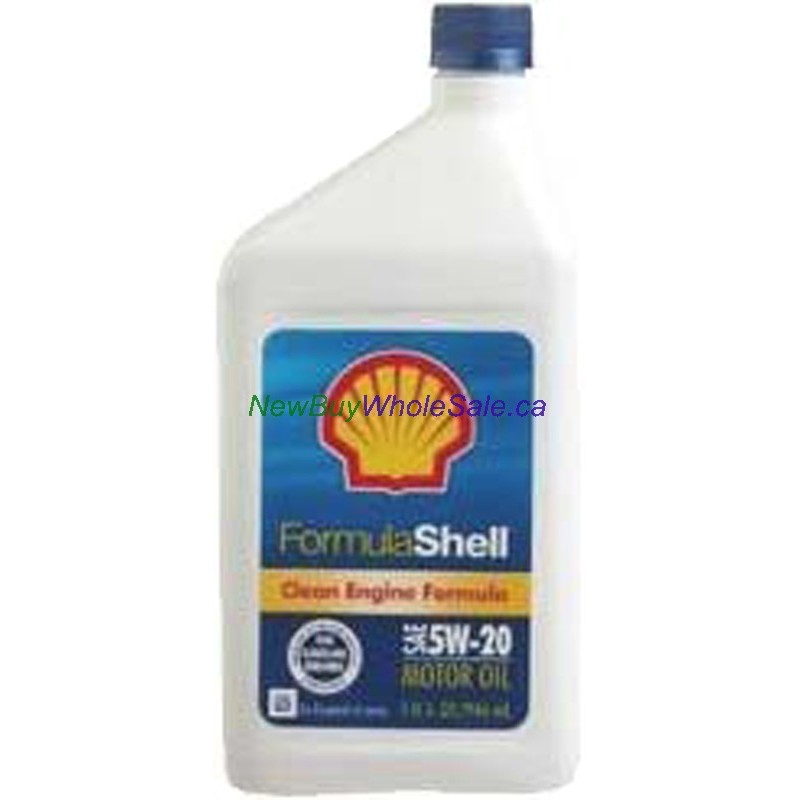 Formula Shell Sae 5w 20 Motor Oil 946 Ml Lowest 3 91 Canada S Online Merchandiser Distributor