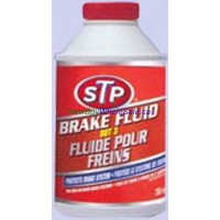 STP DOT 3 Brake Fluid 350 mL LOWEST $2.90