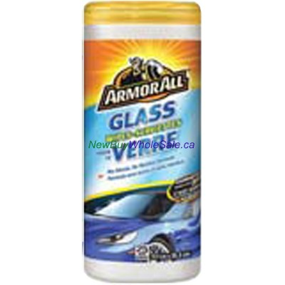 ArmorAll Glass Wipes 25 ct LOWEST $6.18