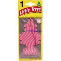 Little Trees Car Frehner Bubble Gum - Car Air Freshener - LOWEST $0.59 - UPC: