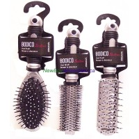 "Hair Brush Deluxe 9"" LOWEST $1.35 ASSORTED"