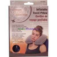 "Travel Pillow 18""x11"" Flocked LOWEST $1.49"