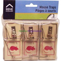 Mouse Traps 3pc LOWEST $1.00