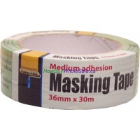 Painters Masking Tape Paint Pro 36mm x 30m LOWEST $1.80
