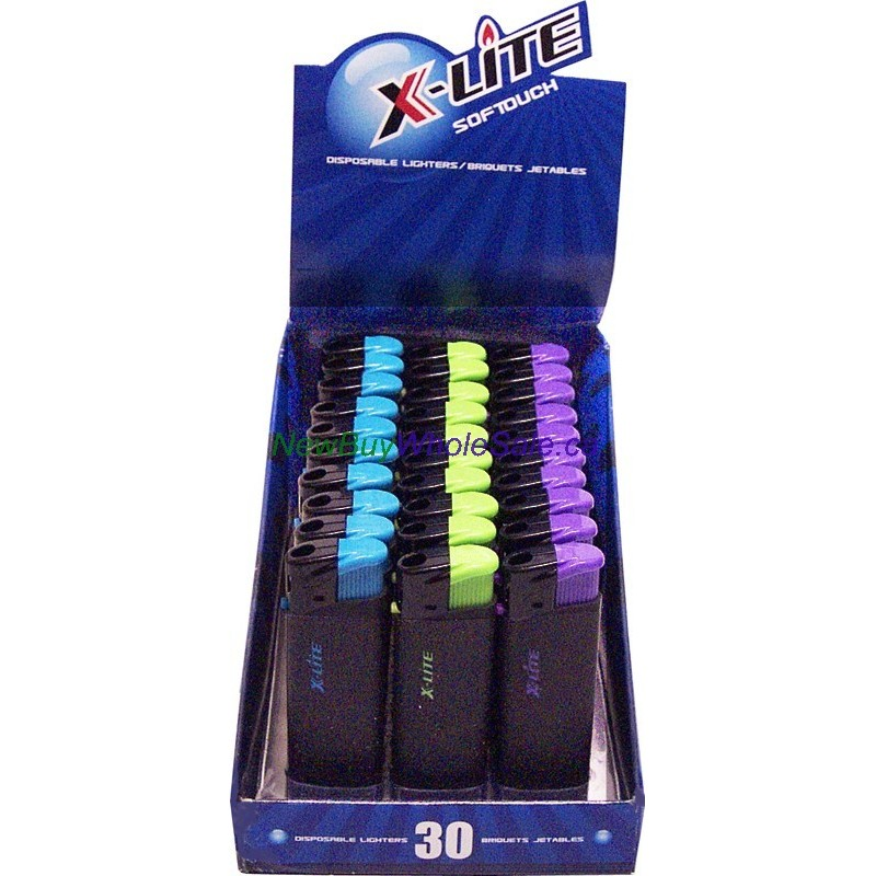 xlite lighters soft touch 30 pack canada s merchandiser distributor wholesaler xlite lighters soft touch 30 pack canada s merchandiser distributor wholesaler