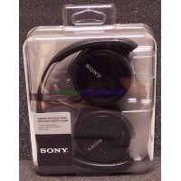 MDR-ZX110/WC SONY Stereo Headphones Blk High Quality