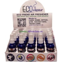Eco Vapour Scent Blast 35ml 20pc