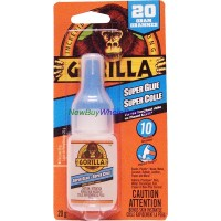 Gorilla Super Glue 20g LOWEST $5.49