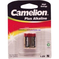 LR1 Type N 2pk Camelion 1.5V Battery LOWEST $0.85