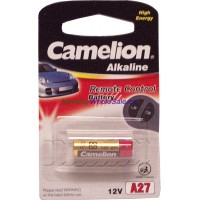 A27 1pk Camelion 12V Alkaline Battery LOWEST $0.85