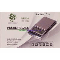 Digi MP 100 Mini Scale 100g 0.01g LOWEST $8.85