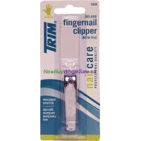 Trim Finger Nail Clippers LOWEST $0.85