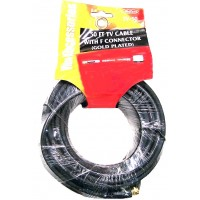 TV Cable Black 50ft.