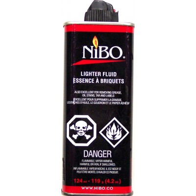 Nibo Lighter Fluid 124ml