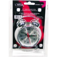 2.5in Wind Up Alarm Clock