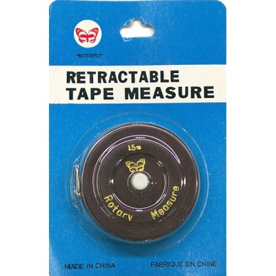 Retractable Sewing Tape Measure 1.5m