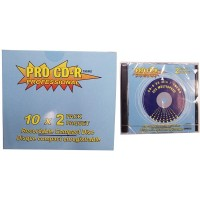 CD-R in Jewel case 2pk - LOWEST $1.00 per 2pk - 10x2pk per box - Individually Wrapped