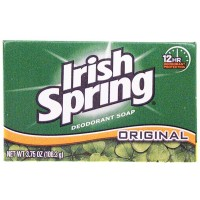 Irish Spring Soap Original 106g. LOWEST $0.75