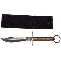 "6.5"" Survival Knife with Sheath"