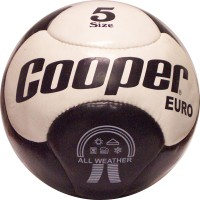 Cooper No. 5 Soccer Ball 8 inch dia. LOWEST $7.49
