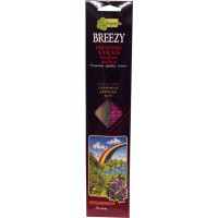 Breezy Incense 20 Sticks: Variety Pack 3 - LOWEST $0.55 - THAILAND