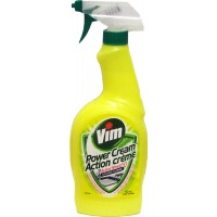 Vim Power Cream Kitchen Cleaner - LOWEST $3.25 - with Sprayer 750ml