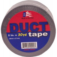 "Duct Tape Grey USA 2"" x 30yds. LOWEST $2.35"