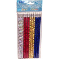 12pc Wooden Laser Pencil Special. LOWEST $0.55